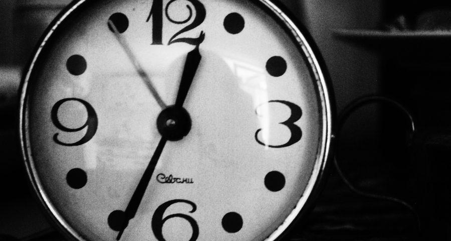 Uhr retro