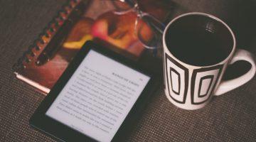 Lesen Brille Tee Ebook Stift