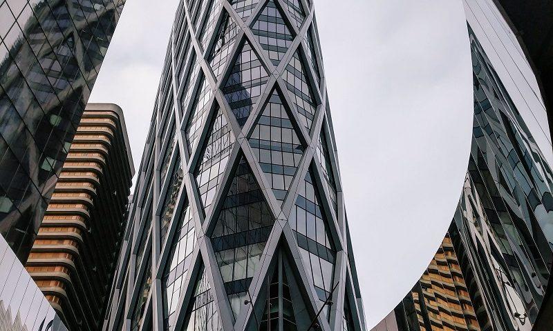 Gebäude modern