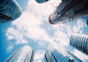 fulminante Gebäude