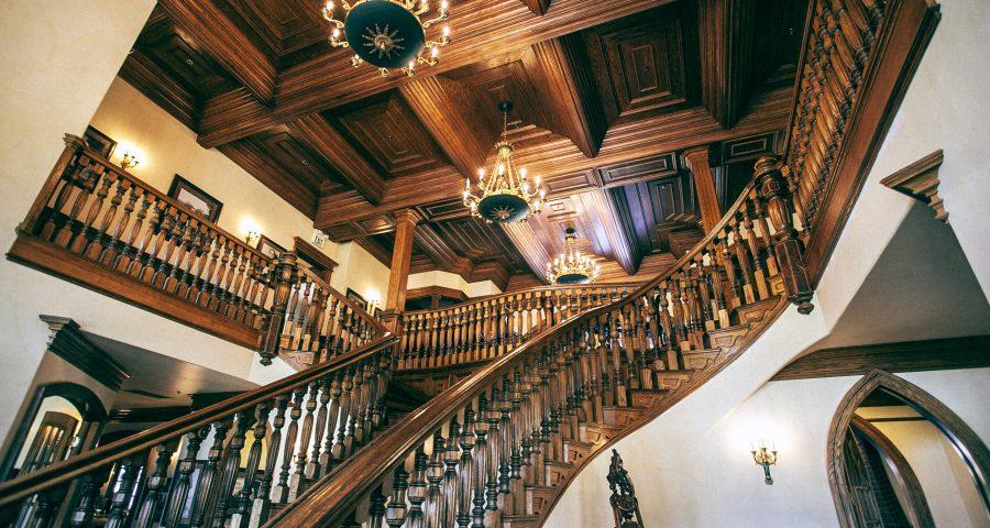 Treppe Luxus