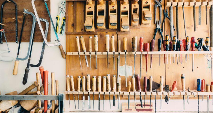 Werkstatt Schraubenzieher Zangen
