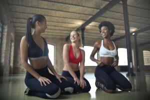 Yoga Frauen