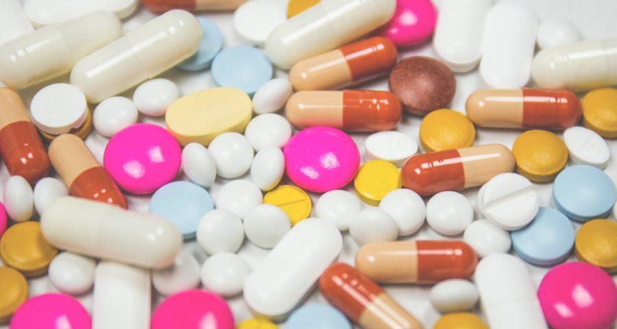 Pillen Drogen