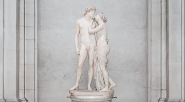Statue nackt
