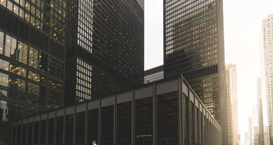 Bank Gebäude