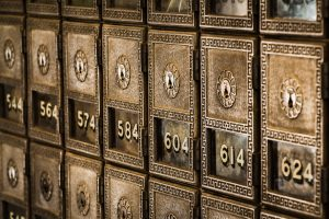 Bankschließfach Edelmetalle