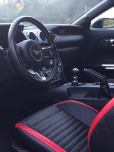 Ford Mustang Interieur
