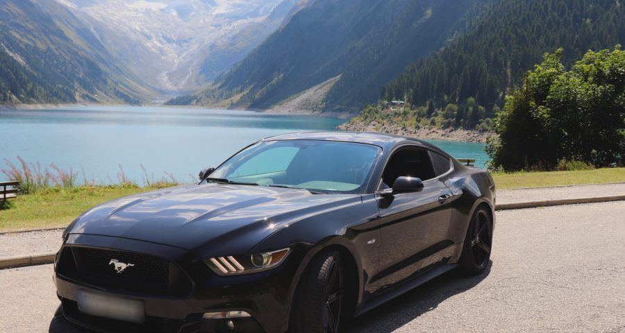 Ford Mustang Seite