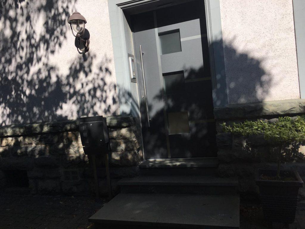 Eigentumswohnung Eingangstür