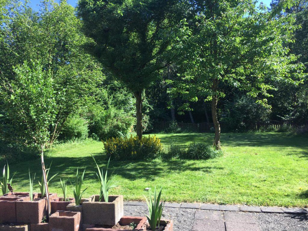 Eigentumswohnung Garten