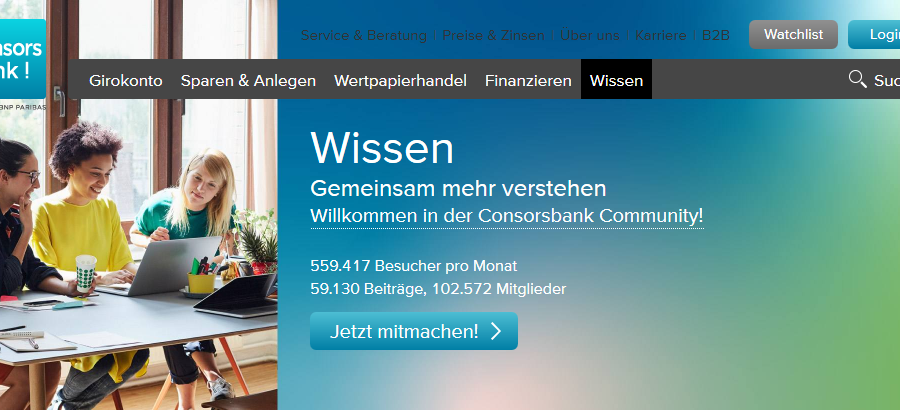 consorsbank adresse