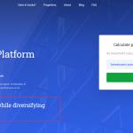 Reinvest24 Homepage