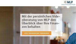 MLP Website Startseite