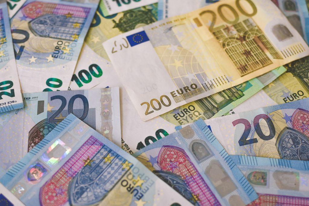 Euro unspl