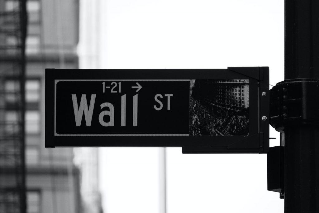 Wall Street unspl