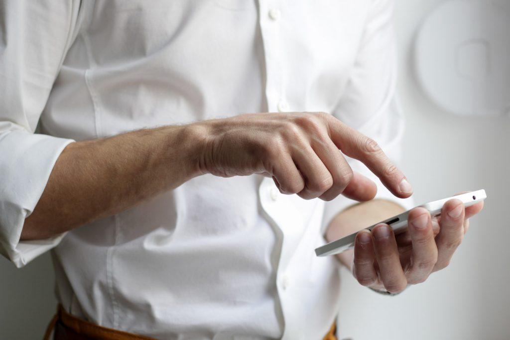 smartphone unspl